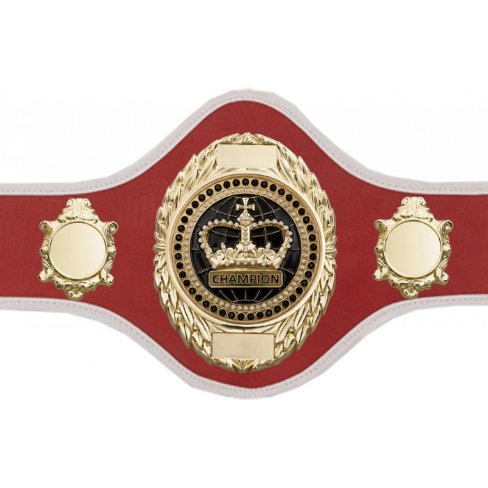 CHAMPIONSHIP BELT PRO286/G/BLKGEM - AVAILABLE IN 10+ COLOURS