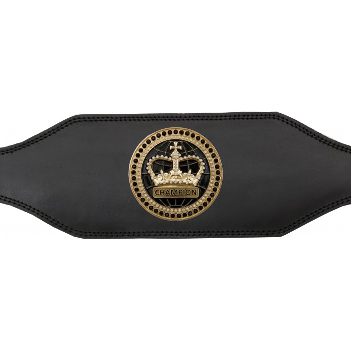TITLE BELT - BUD001/BLKGEM - AVAILABLE IN 4 COLOURS