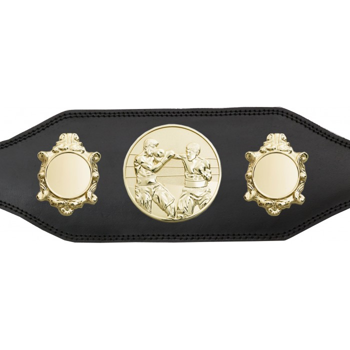 BOXING CHAMPIONSHIP BELT-BUD003/G/BOXG-4 COLOURS