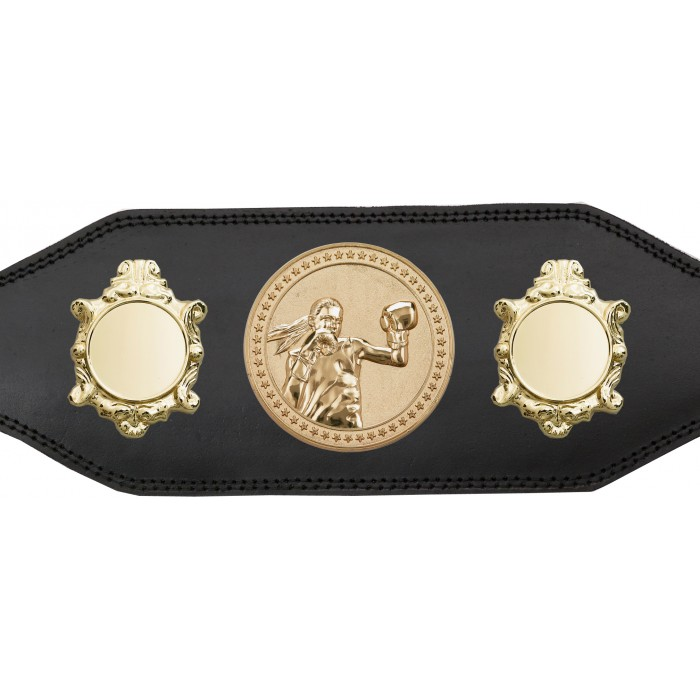 WOMEN'S BOXING CHAMPIONSHIP BELT-BUD003/G/FEMBOXG-4 COLOURS