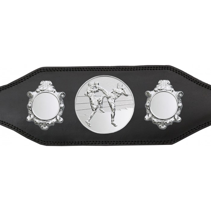 THAI BOXING CHAMPIONSHIP BELT-BUD003/S/TBOS-4 COLOURS