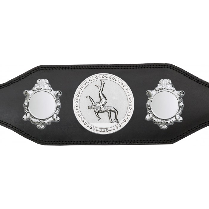 WRESTLING CHAMPIONSHIP BELT-BUD003/S/WRESTS-4 COLOURS