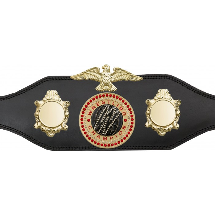 WRESTLING CHAMPIONSHIP BELT-BUD004/G/WRESTGEMG-4 COLOURS
