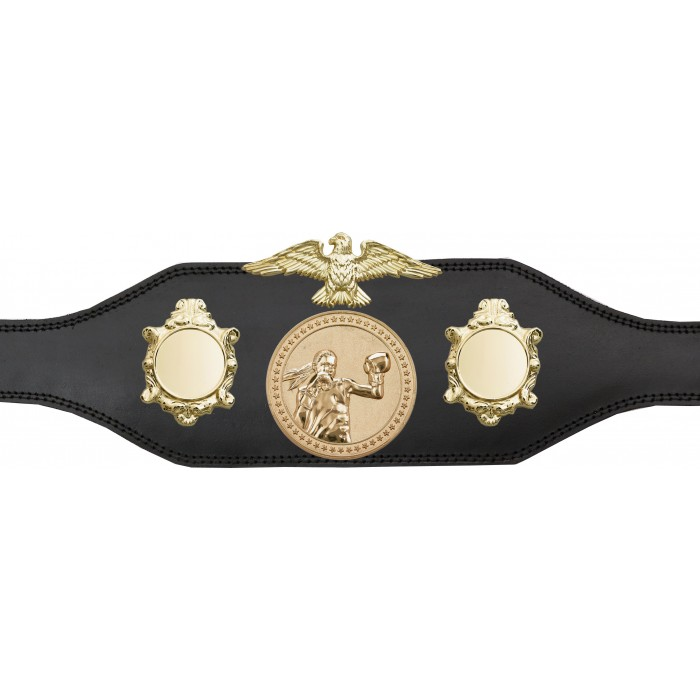 WOMEN'S BOXING CHAMPIONSHIP BELT-BUD004/G/FEMBOXG-4 COLOURS