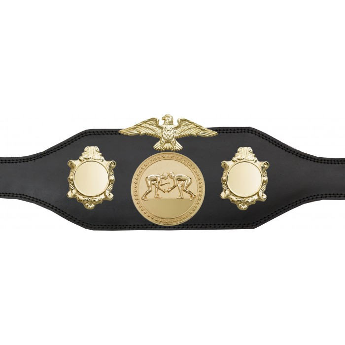 GRAPPLING CHAMPIONSHIP BELT BUD004/G/GRAPG-4 COLOURS