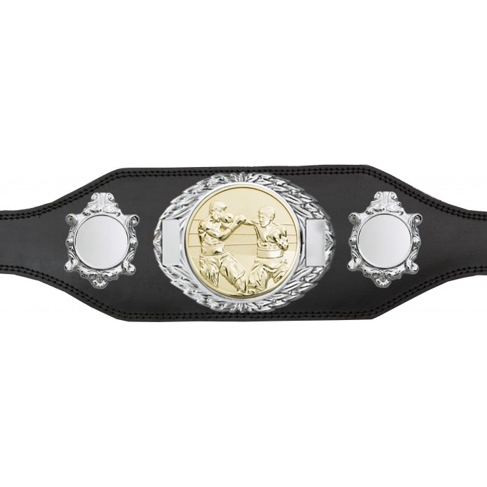BOXING CHAMPIONSHIP BELT-BUD295/S/BOXG-4 COLOURS