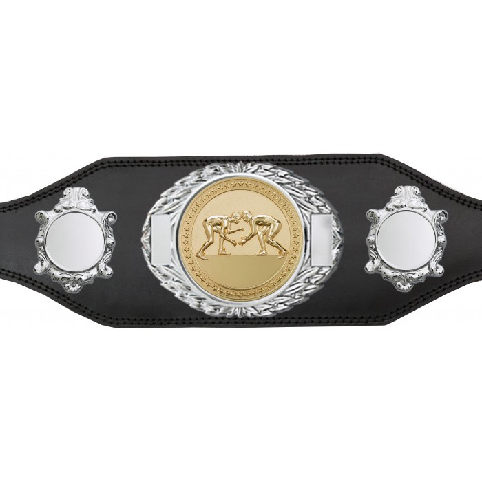GRAPPLING CHAMPIONSHIP BELT-BUD295/S/GRAPG-4 COLOURS