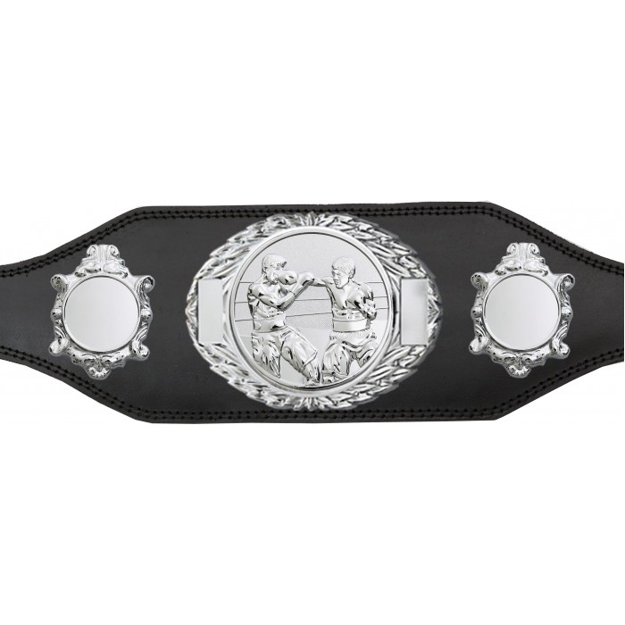 BOXING CHAMPIONSHIP BELT-BUD295/S/BOXS-4 COLOURS