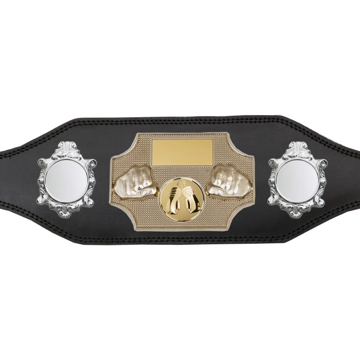 BOXING CHAMPIONSHIP BELT-BUD297/S/BOXG-4 COLOURS