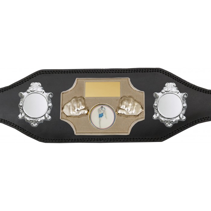 THAI BOXING CHAMPIONSHIP BELT-BUD297/S/THAI-4 COLOURS