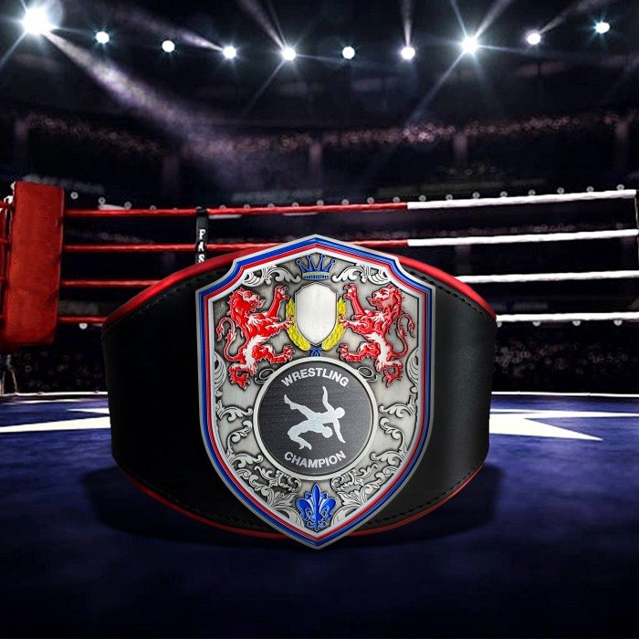 JUNIOR CHAMPIONSHIP BELT - JUNIOR/REGAL/BELT