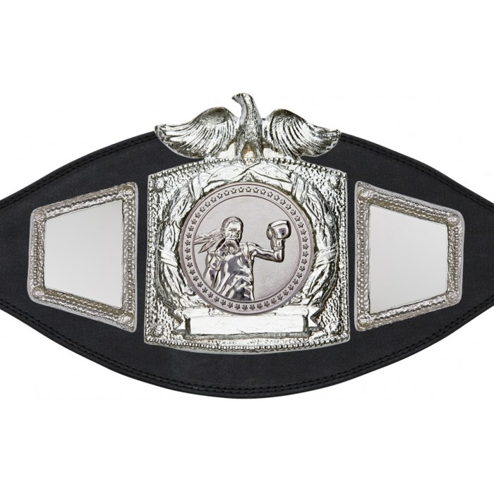 FEMALE BOXING CHAMPIONSHIP BELT-PLTEAGLE/S/FEMBOXS