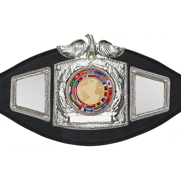 WORLD CHAMPIONSHIP BELT - PLTEAGLE/S/FLAG