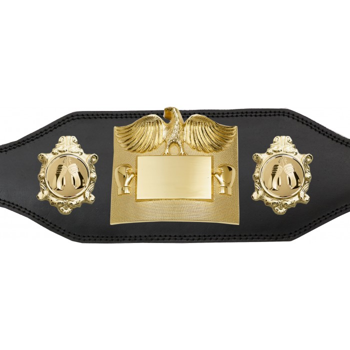 BOXING CHAMPIONSHIP BELT-PLT299/G/BOXG-4 COLOURS