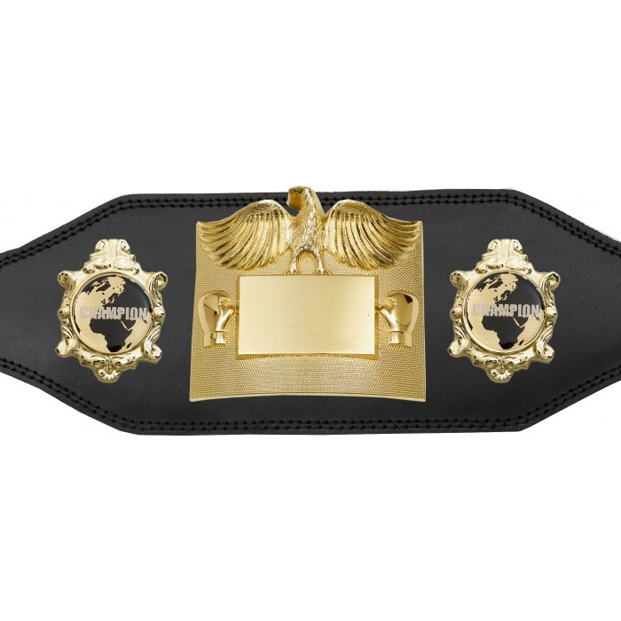 WORLD CHAMPIONSHIP BELT - PLT299/G/WLDCHAMP - AVAILABLE IN 4 COLOURS