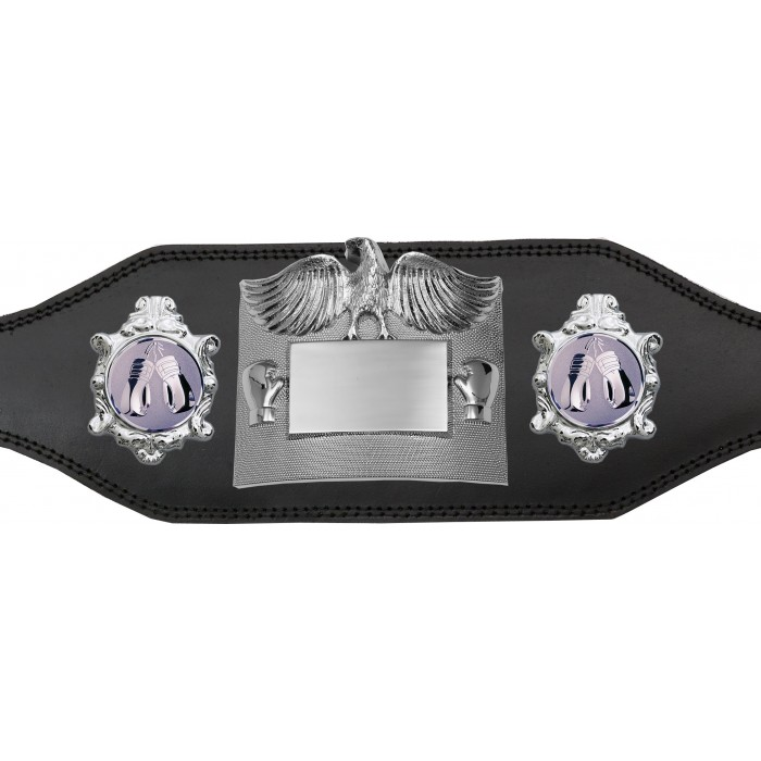 BOXING CHAMPIONSHIP BELT-PLT299/S/BOXS -4 COLOURS