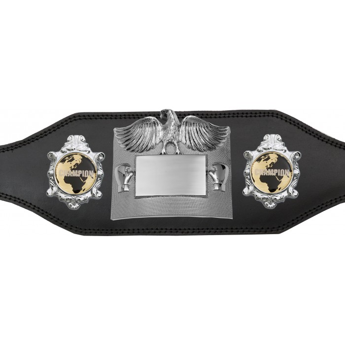 WORLD CHAMPIONSHIP BELT-PLT299/S/WLDCHAMP-4 COLOURS