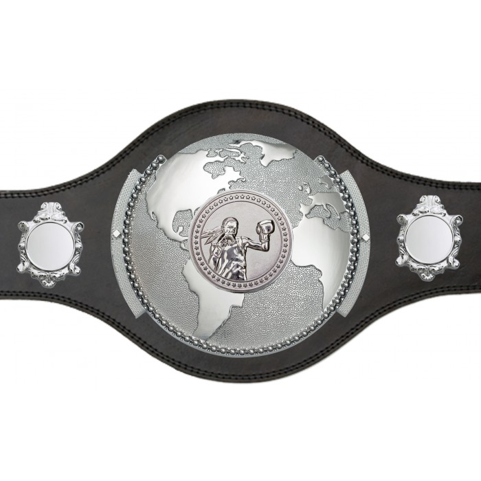 FEMALE BOXING CHAMPIONSHIP BELT-PLT309/S/FEMBOXS