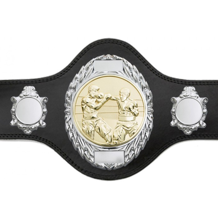 BOXING CHAMPIONSHIP BELT-PLT286/S/BOXG-4 COLOURS