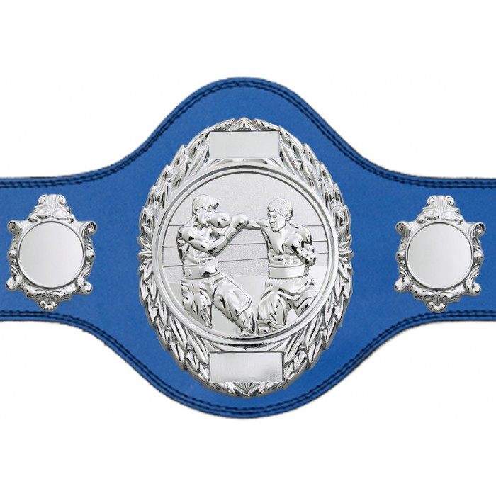 BOXING CHAMPIONSHIP BELT PLT286/S/BOXS-4 COLOURS