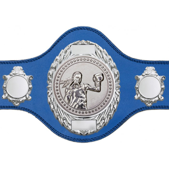 FEMALE BOXING CHAMPIONSHIP BELT-PLT286/S/FEMBOXS-4 COLOURS