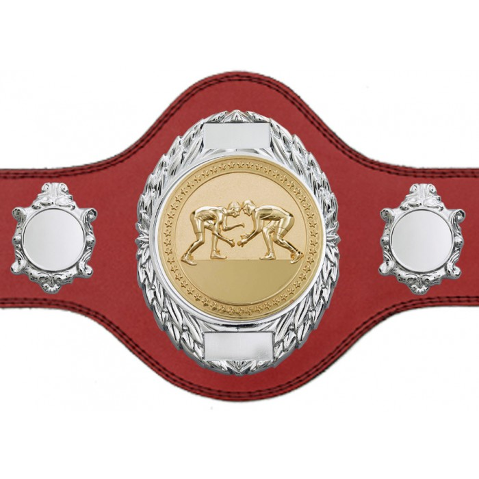 GRAPPLING CHAMPIONSHIP BELT-PLT286/S/GRAPG-4 COLOURS
