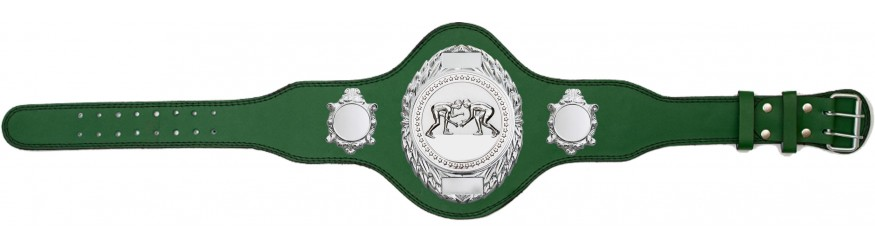GRAPPLING CHAMPIONSHIP BELT-PLT286/S/GRAPS-4 COLOURS