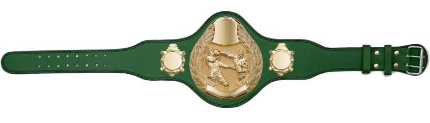 BOXING CHAMPIONSHIP BELT-PLT301/G/BOXG-4 COLOURS