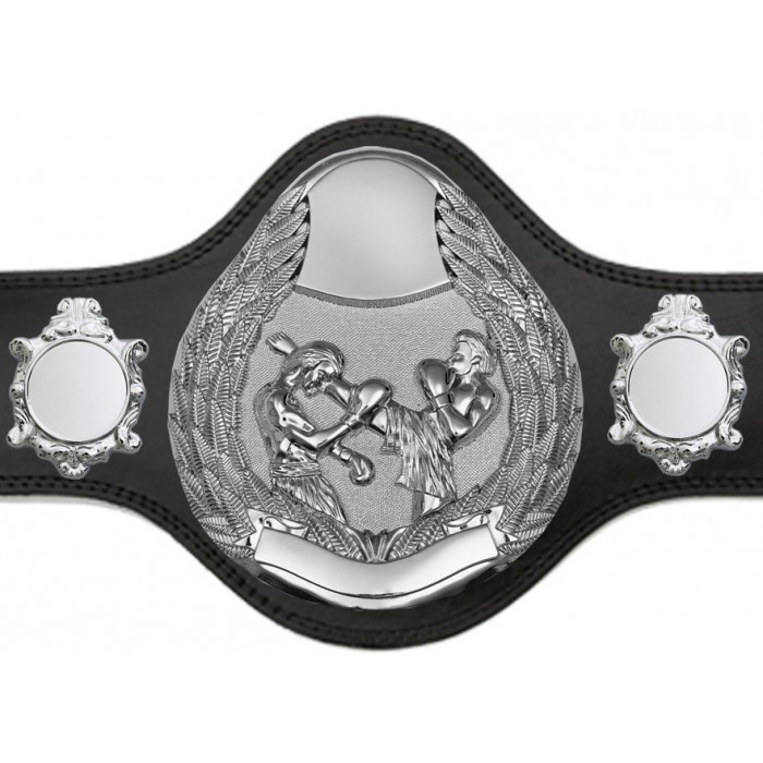 THAI BOXING CHAMPIONSHIP BELT-PLT301/S/TBOS-4 COLOURS