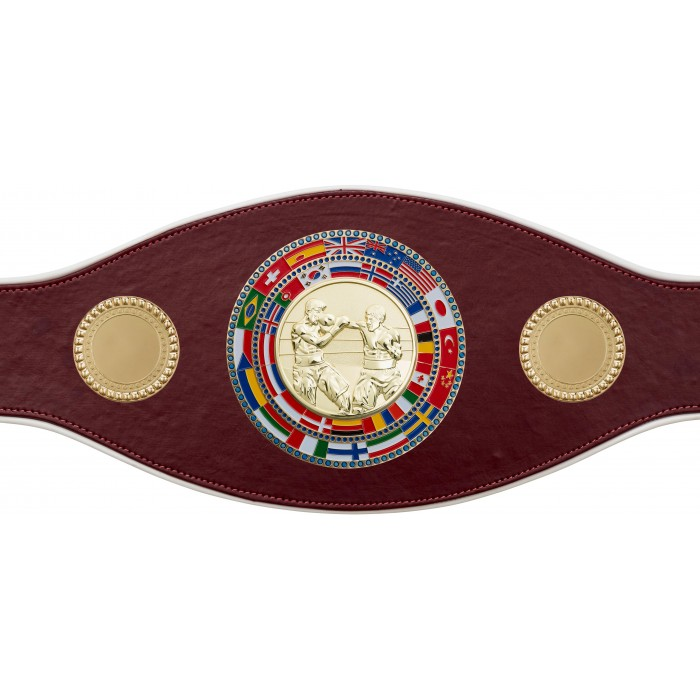 BOXING CHAMPIONSHIP BELT-PROFLAG/FLAG/G/BOXG-7 COLOURS