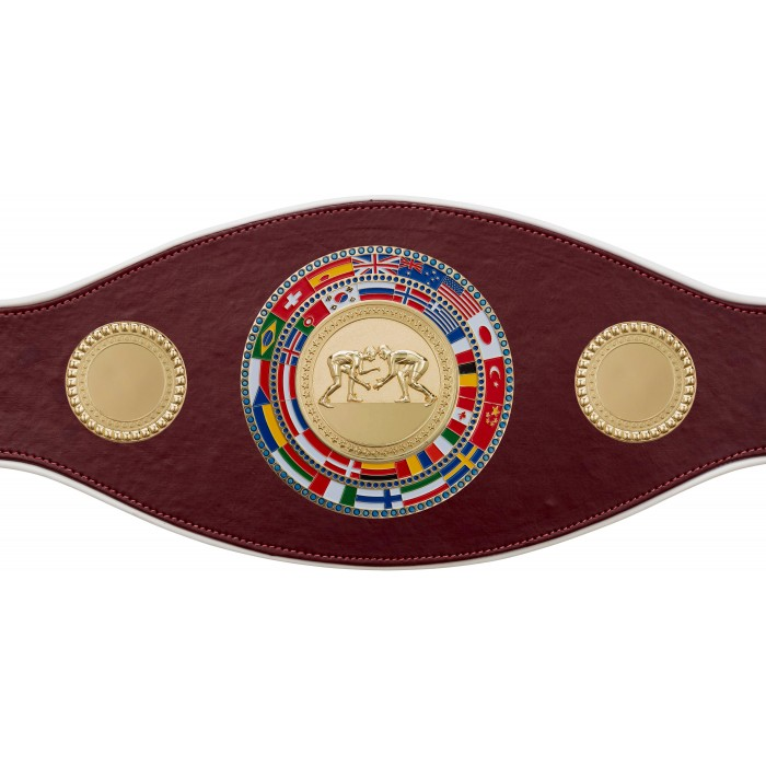 GRAPPLING CHAMPIONSHIP BELT-PROFLAG/FLAG/G/GRAPG-7 COLOURS