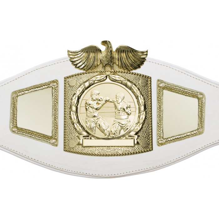 BOXING CHAMPIONSHIP BELT-PROEAGLE/G/BOXG-6+ COLOURS
