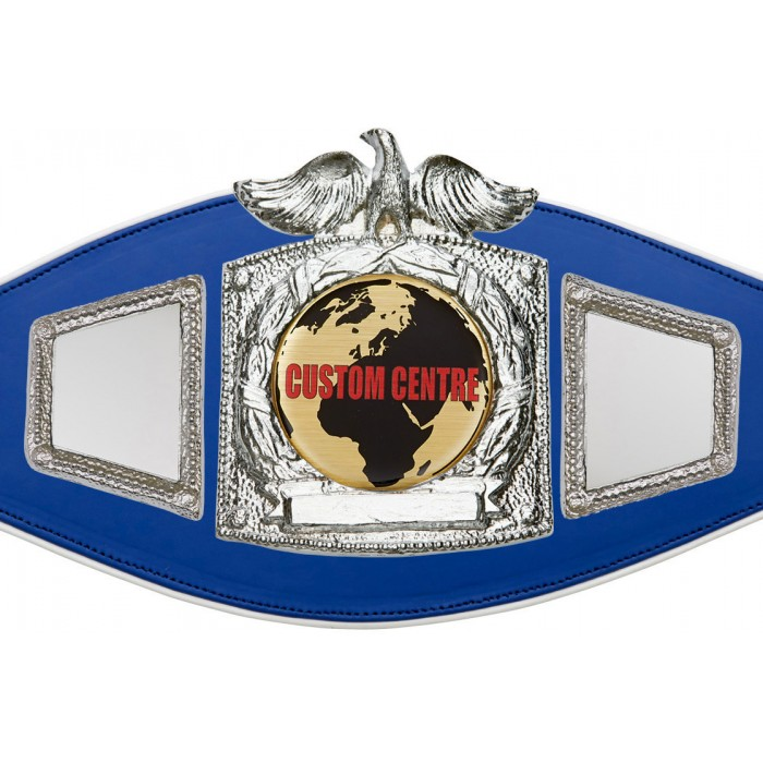 CUSTOM CHAMPIONSHIP BELT PROEAGLE/S/CUSTOM - AVAILABLE IN 8 COLOURS