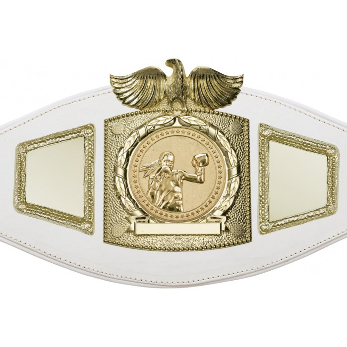 FEMALE BOXING CHAMPIONSHIP BELT-PROEAGLE/G/FEMBOXG-6+ COLOURS
