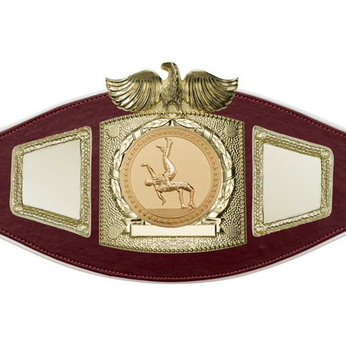 WRESTLING CHAMPIONSHIP BELT-PROEAGLE/G/WRESTG-6+ COLOURS