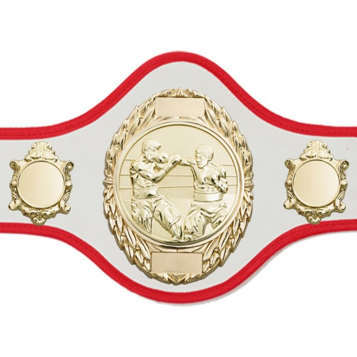 BOXING CHAMPIONSHIP BELT-PRO286/G/BOXG-10+ COLOURS
