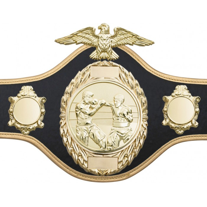 BOXING CHAMPIONSHIP BELT-PRO288/GOLD/BOXG-10 COLOURS