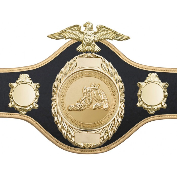 JIU JITSU CHAMPIONSHIP BELT-PRO288/GOLD/JJG-10 COLOURS