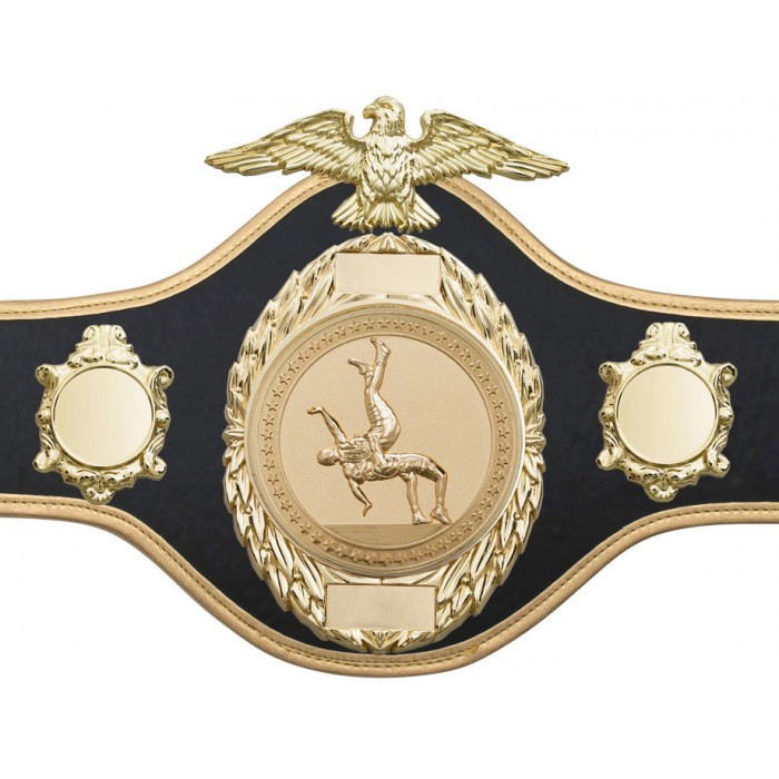 WRESTLING CHAMPIONSHIP BELT-PRO288/GOLD/WRESTG-10 COLOURS