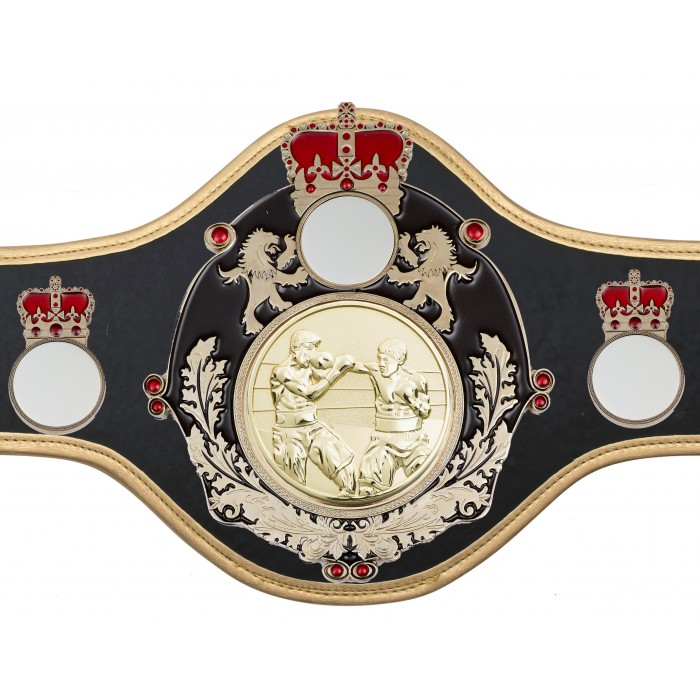 BOXING CHAMPIONSHIP BELT-QUEEN/B/S/BOXG-10+ COLOURS