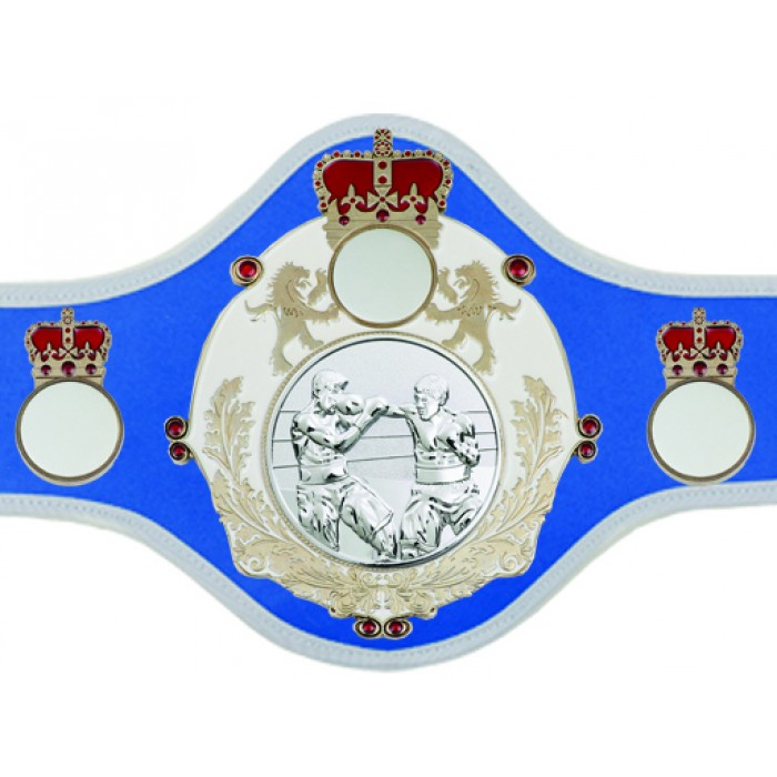 BOXING CHAMPIONSHIP BELT-QUEEN/B/S/BOXS-10+ COLOURS