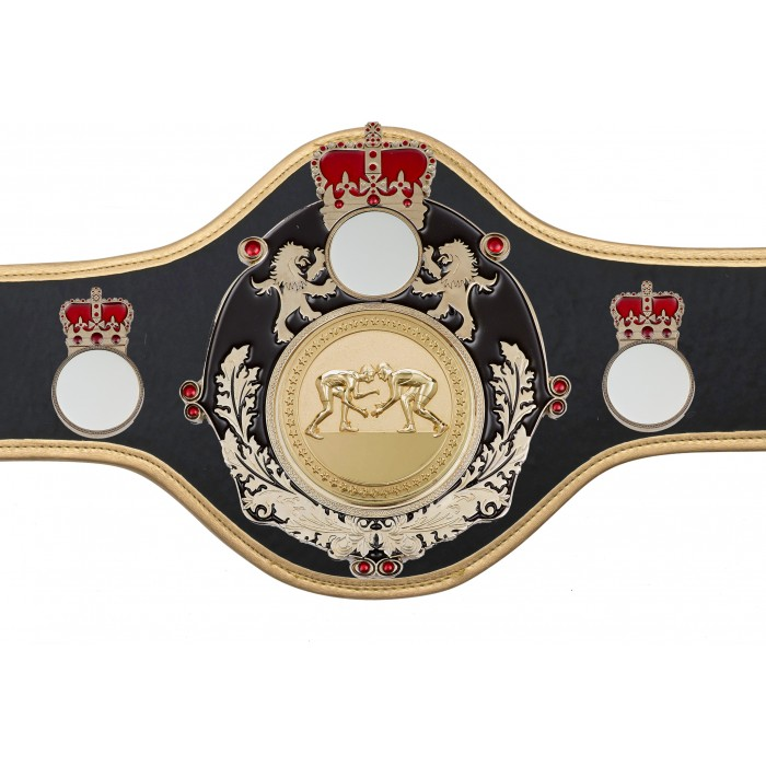 GRAPPLING CHAMPIONSHIP BELT-QUEEN/B/S/GRAPG-10+ COLOURS