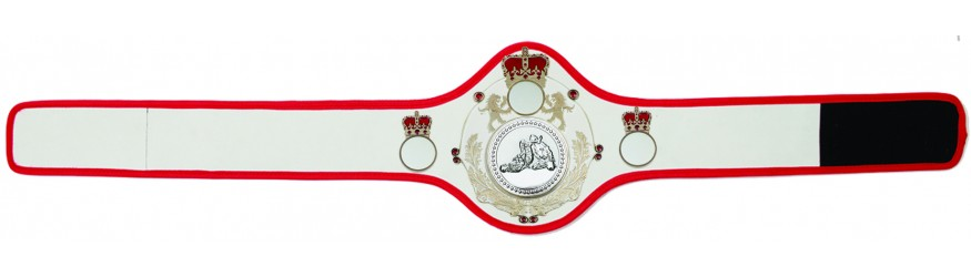 JIU JITSU CHAMPIONSHIP BELT-QUEEN/W/S/JJS-10+ COLOURS
