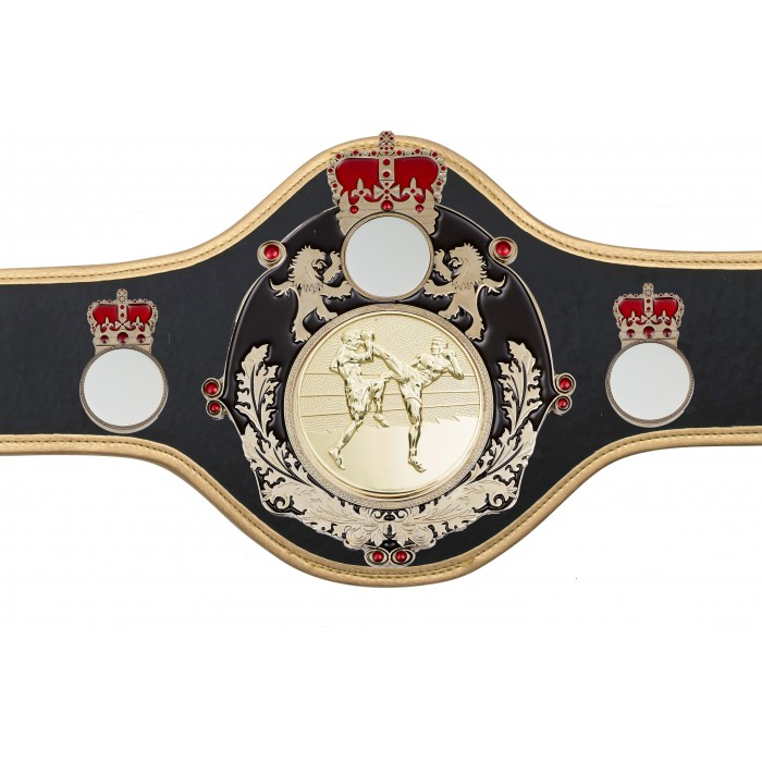 THAI BOXING CHAMPIONSHIP BELT-QUEEN/B/S/TBOG-10+ COLOURS