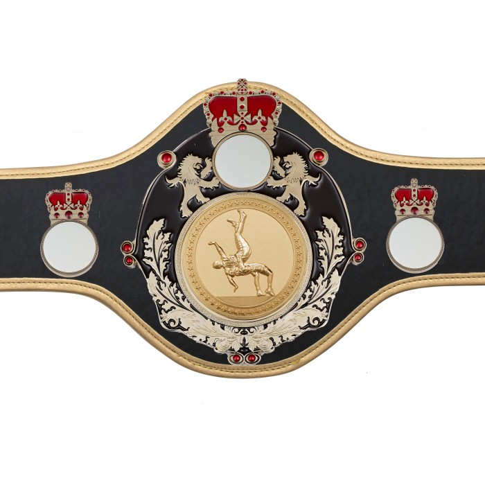 WRESTLING CHAMPIONSHIP BELT-QUEEN/B/S/WRESTG-10+ COLOURS