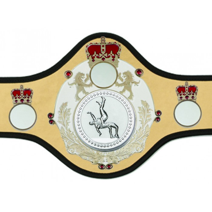 WRESTLING CHAMPIONSHIP BELT-QUEEN/W/S/WRESTS-10+ COLOURS