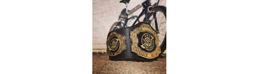 XXL SILVER CHAMPIONSHIP BELT - ***BEST SELLER***