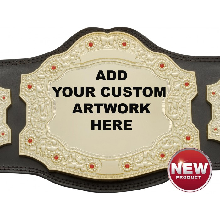 XXL GOLD CHAMPIONSHIP BELT - SPECIAL OFFER PRICE ***LIMITED TIME OFFER***
