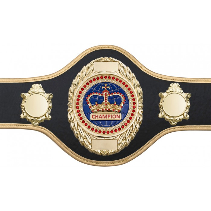 CHAMPIONSHIP BELT PRO286/G/BLUGEM - AVAILABLE IN 10+ COLOURS