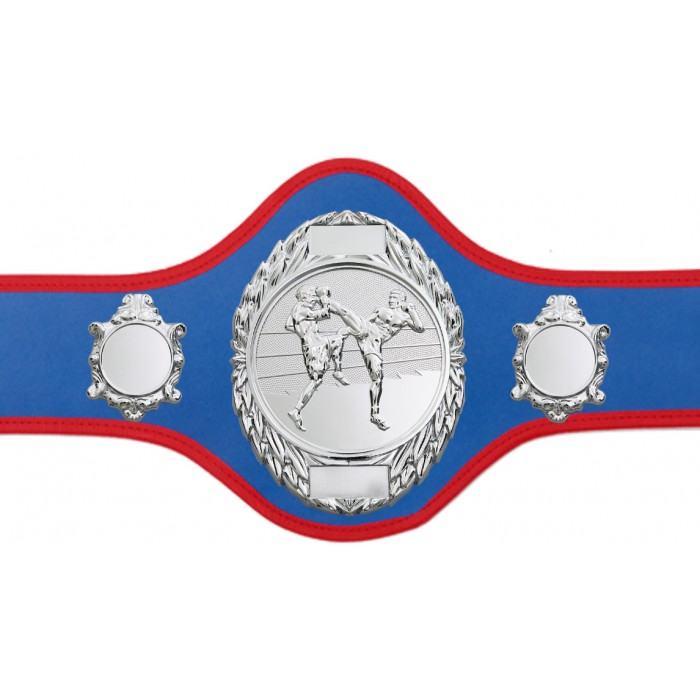 THAI BOXING CHAMPIONSHIP BELT-PRO286/S/TBOS-10+ COLOURS